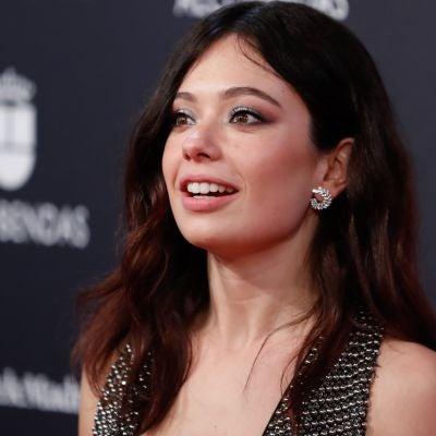 Anna Castillo en una de sus últimas apariciones públicas