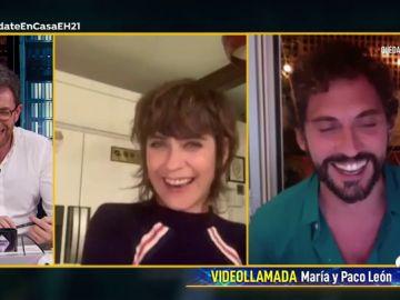 ¿Cómo es para Paco León interpretar el papel de una mujer? El actor revela los detalles en 'El Hormiguero 3.0'