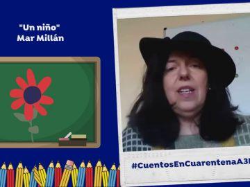 """Cuentos en cuarentena contra el coronavirus: """"Un niño"""""""
