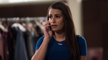 Lea Michele como Rachel Berry en 'Glee'