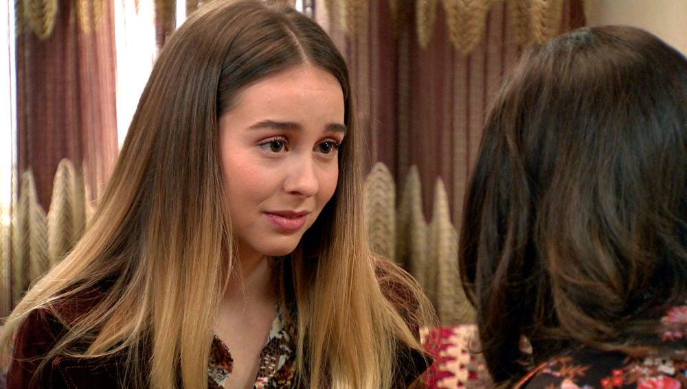 """La bonita y valiente sorpresa de Luisita a Amelia: """"Es la mayor locura que he hecho en mi vida"""""""