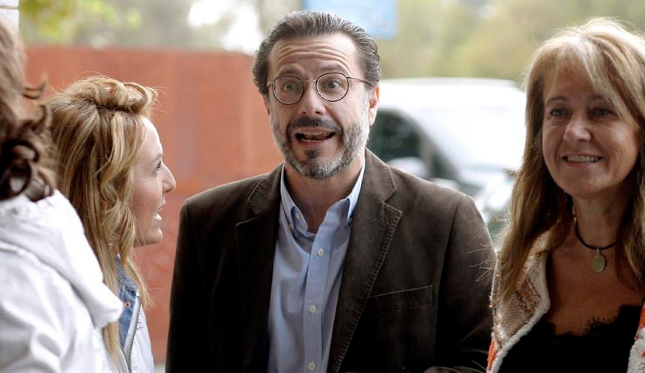 El consejero de Hacienda y Función Pública de la Comunidad de Madrid, Javier Fernández Lasquetty.