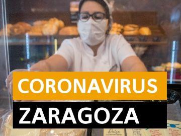 Coronavirus Zaragoza: Noticias, desescalada y última hora de Aragón, en directo