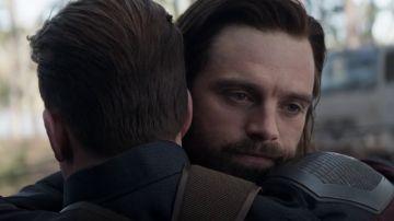 Capitán América y Bucky en 'Vengadores: Endgame'