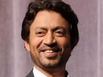 Irrfan Khan en una de sus últimas apariciones públicas