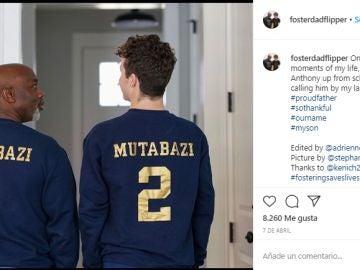 Instagram de Peter Mutabazi