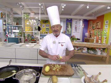 """Karlos Arguiñano desvela la comida en la que """"los franceses nos llevan la delantera"""""""