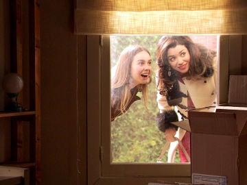 Luisita, Amelia y el deseo de una nueva aventura juntas