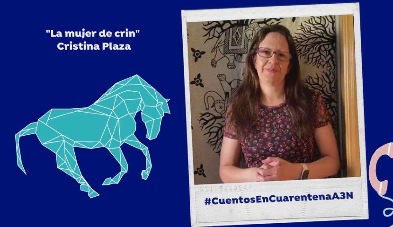 """Cuentos en cuarentena contra el coronavirus: """"La mujer de crin"""""""