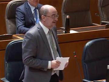"""El presidente de Aragón, Javier Lambán, sobre el plan de desescalada: """"Salvar vidas va por delante de salvar a Pedro Sánchez"""""""