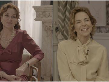 Isabel de los Visos y Doña Begoña, dos grandes madres de Puente Viejo