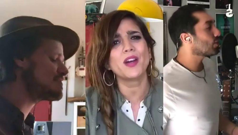 """Una veintena de artistas versionan """"Quién me ha robado el mes de abril"""" de Sabina para Médicos Sin Fronteras y la lucha contra el coronavirus"""