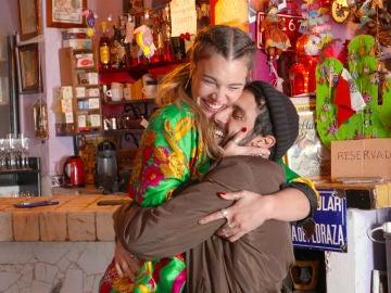 La apasionada felicitación de cumpleaños de Lucía Martín Abello a Jonás Berami