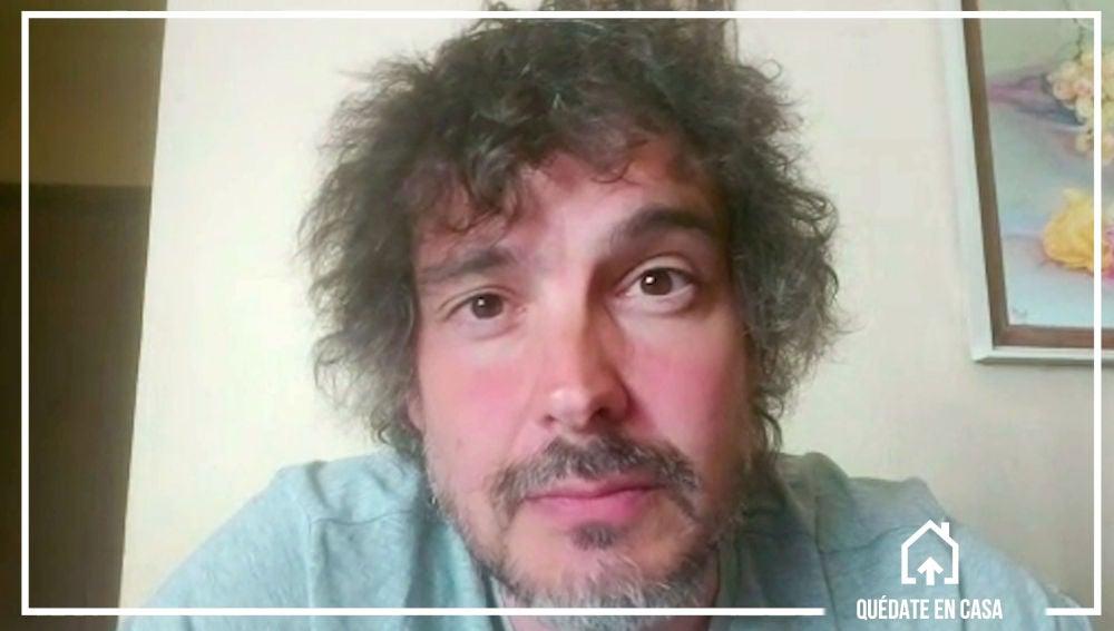 Encerrados con David Janer: un cocinillas acompañado de un amigo imaginario