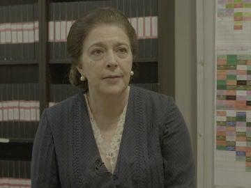 María Bouzas confiesa su secuencia favorita en 9 años de 'El secreto de Puente Viejo'