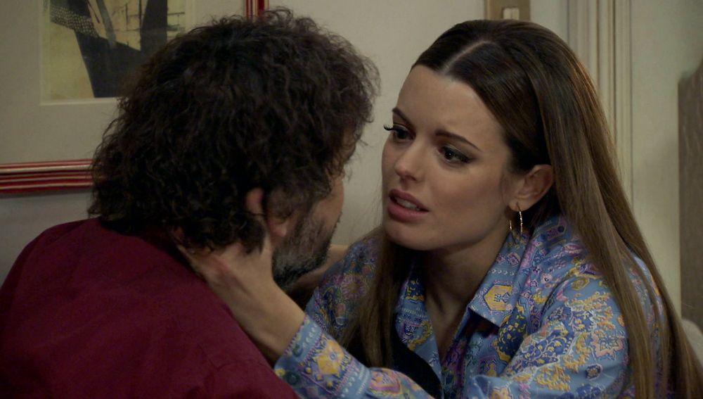 Corazón o cabeza, la difícil decisión de Lourdes con Guillermo