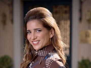 Lucía Jiménez es Irene Eguía en 'Amar es para siempre'