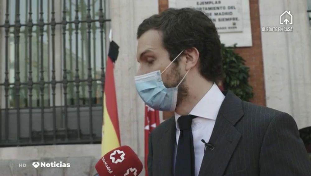 El PP acusa a Sánchez de mentir sobre sus contactos con la oposición