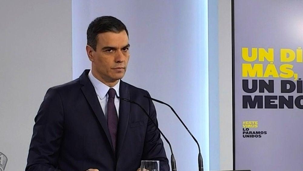 A3 Noticias Fin de Semana (02-05-20) Pedro Sánchez pedirá una nueva prórroga del estado de alarma y confirma la obligatoriedad de mascarillas en el transporte público