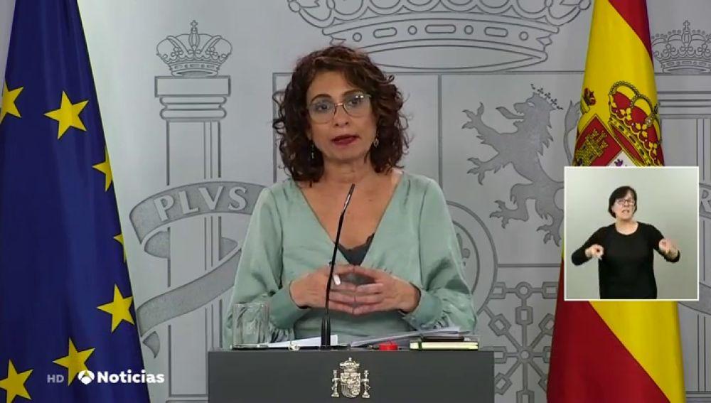 Vídeo: Comparecencia del Consejo de Ministros hoy viernes 22 de mayo, streaming en directo