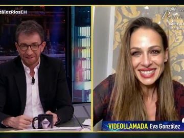 Disfruta de la entrevista completa de Eva González en 'El Hormiguero 3.0'