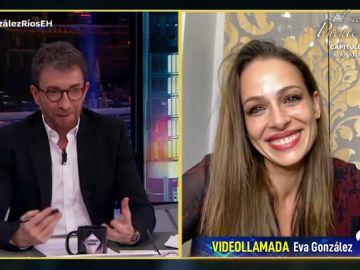 """Eva González confiesa sus ganas de retomar a las grabaciones de 'La Voz': """"Estoy deseando volver"""""""