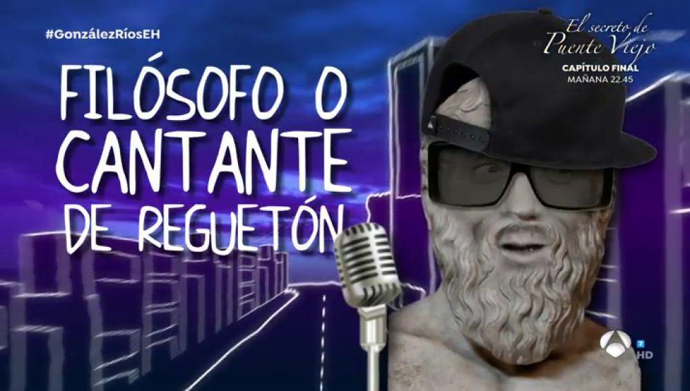 Frases filosóficas pero, ¿de pensadores o de cantantes de reggaeton? El juego de Trancas y Barrancas