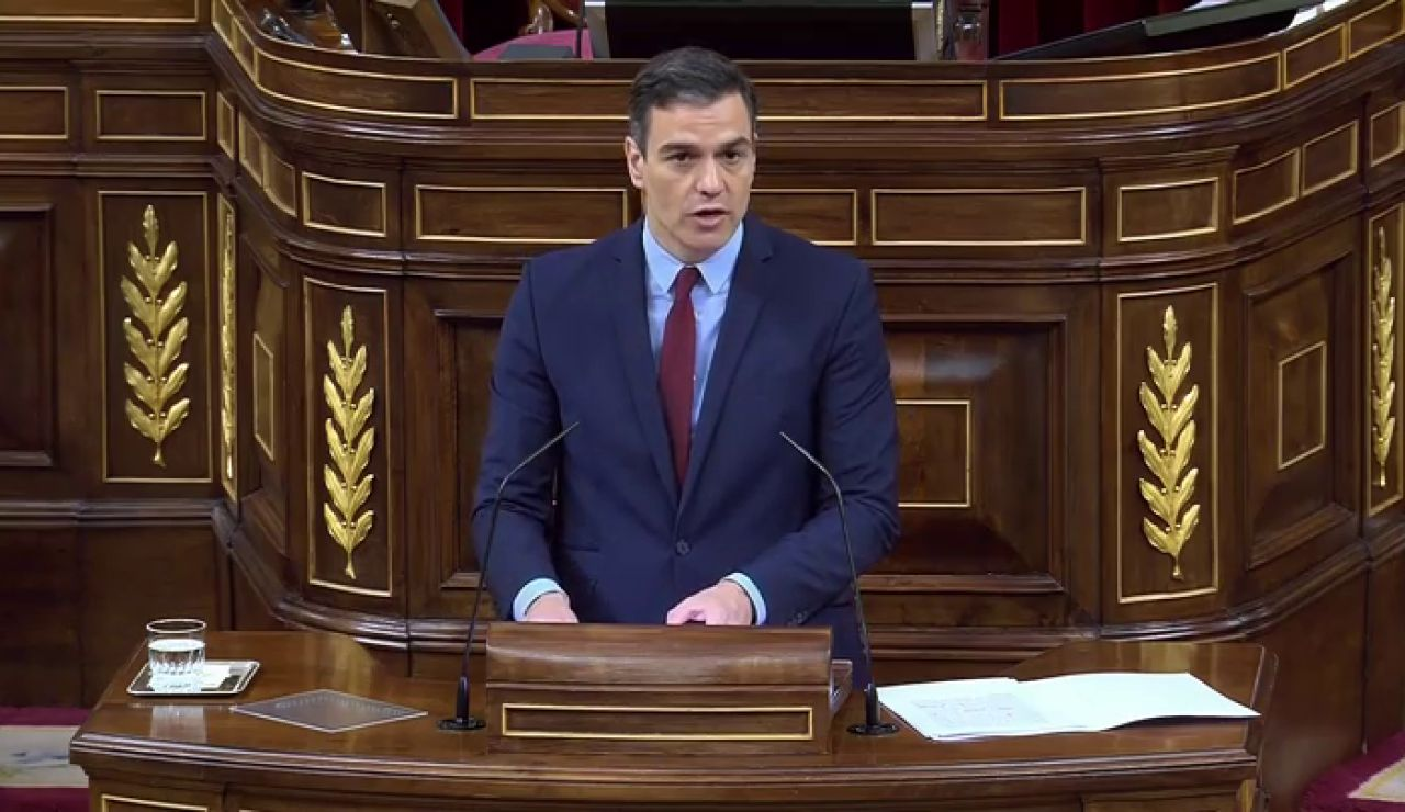 Pedro Sánchez pide quinta prórroga de estado de alarma por coronavirus