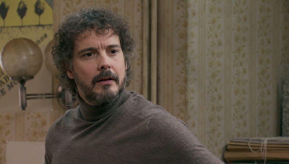 Guillermo, a un paso de descubrir el perverso plan de Armando para acabar con él