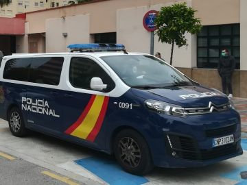 La Policía Nacional inició una persecución por las calles de Fuengirola.