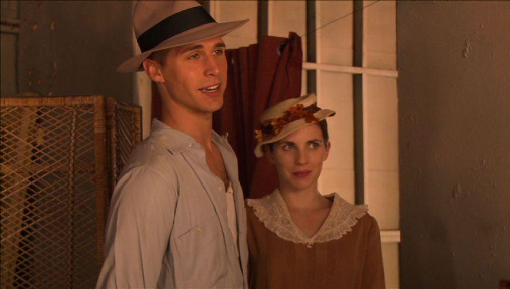 Hagen Mills en 'Bonnie & Clyde: Justified'