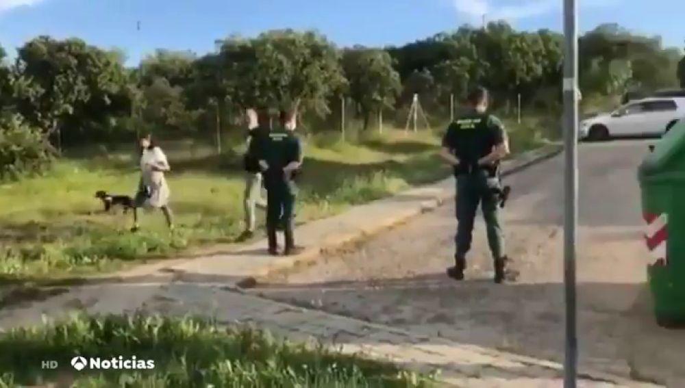 Refuerzan la seguridad en las casas de Pablo Iglesias, Irene Montero y de José Luis Ábalos tras los escraches