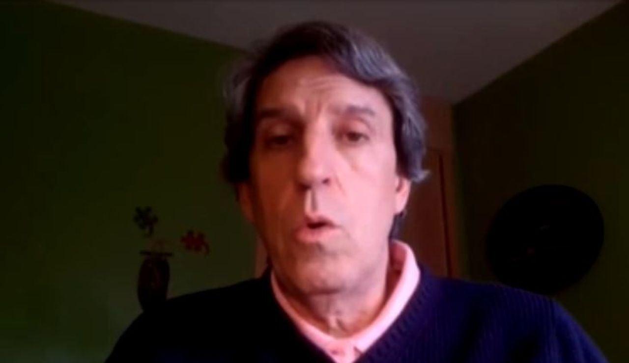 Miguel Ángel Sánchez Chillón, presidente del Colegio de Médicos