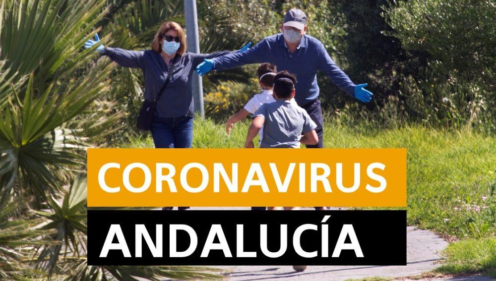 Coronavirus Andalucía: Desescalada, datos de muertos y contagios y últimas noticias hoy, en directo | Última hora Andalucía
