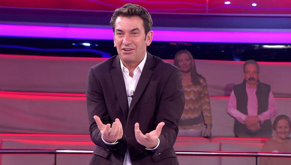 ¿Es posible ver el lado positivo a una infidelidad? La respuesta que sorprende a Arturo Valls en '¡Ahora caigo!'