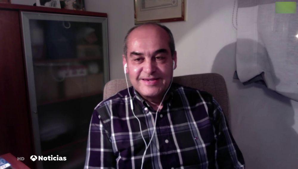 El doctor Benito Almirante