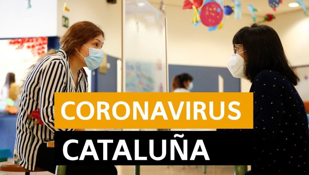 Coronavirus Cataluña: Desescalada, datos de muertos y contagios y últimas noticias hoy, en directo | Última hora Cataluña
