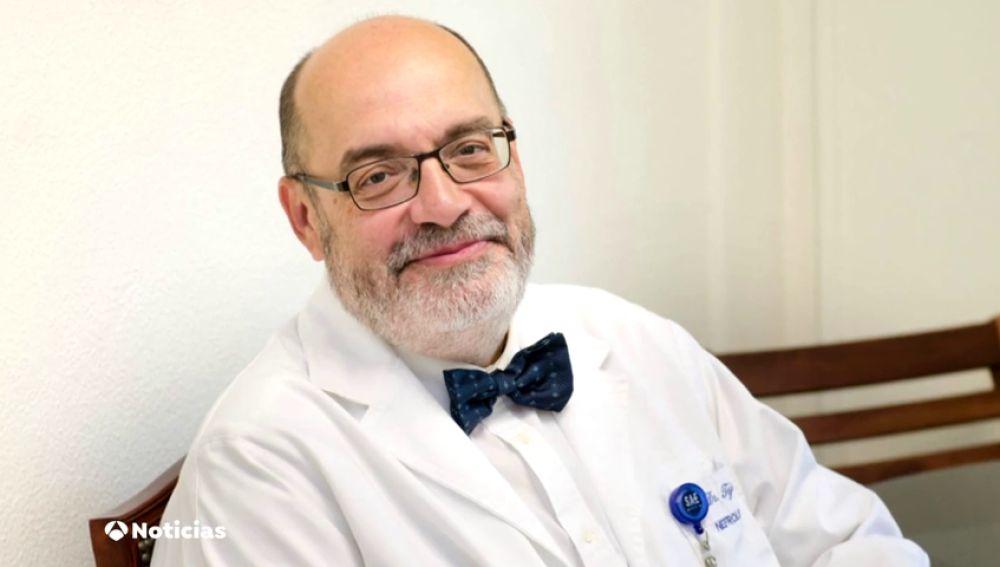 Muere por coronavirus Alberto Tejedor, investigador del hospital Gregorio Marañón de Madrid