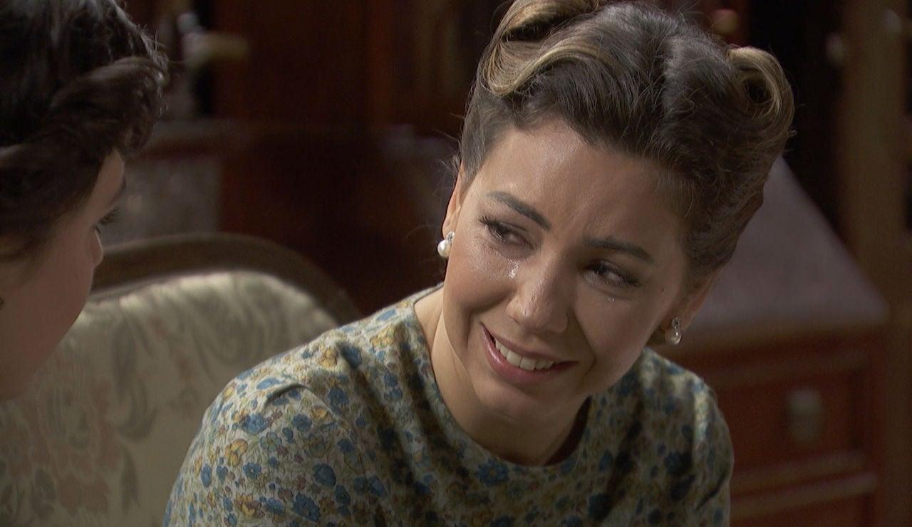 """""""Me muero, Marcela"""", Emilia confiesa toda la verdad sobre su estado de salud"""