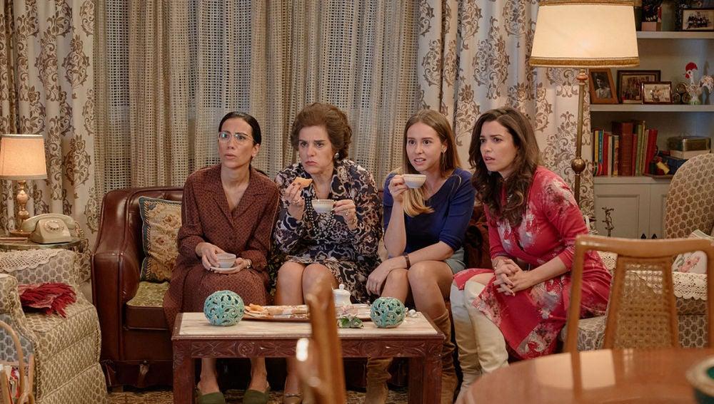 'Amar es para siempre' se despide de 'El Secreto de Puente Viejo' con un bonito homenaje