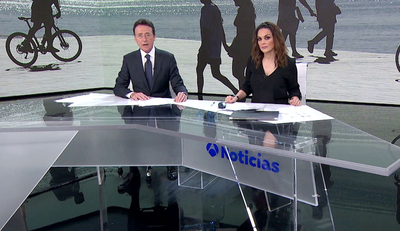 Información y entretenimiento en Atresmedia, referente de un gran país que empieza a ponerse en marcha