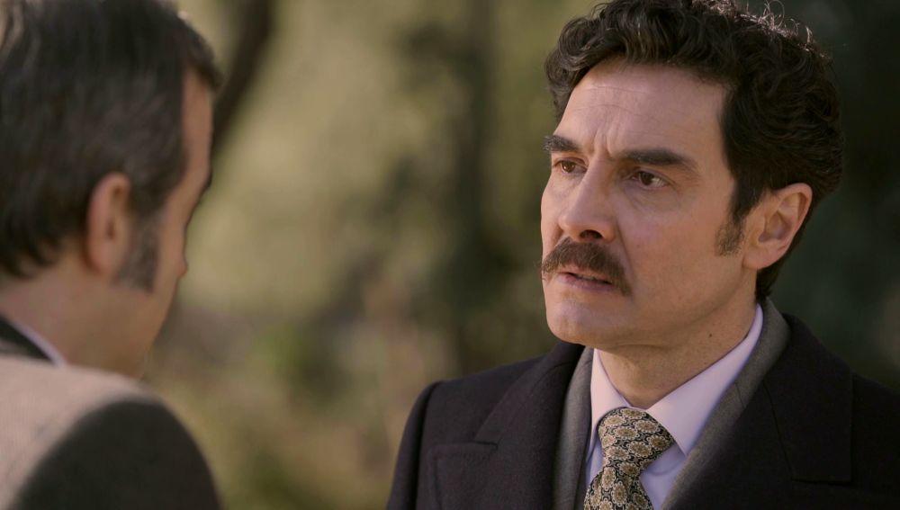 David traiciona a Armando a pesar de las terribles consecuencias