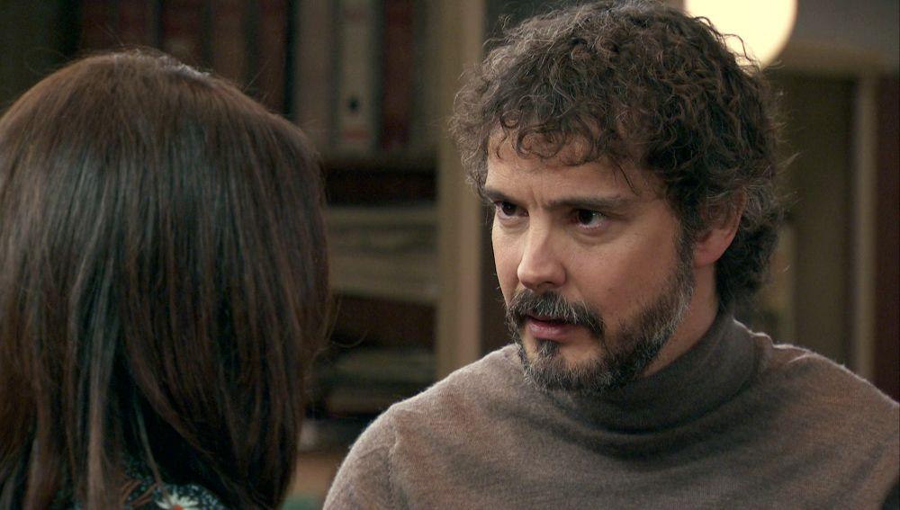 Las sospechas de Guillermo que harán tambalear los planes de Armando