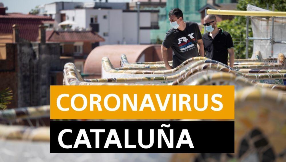 Coronavirus Cataluña: Fases desescalada, datos de muertes y contagios y noticias de hoy, en directo | Última hora Cataluña