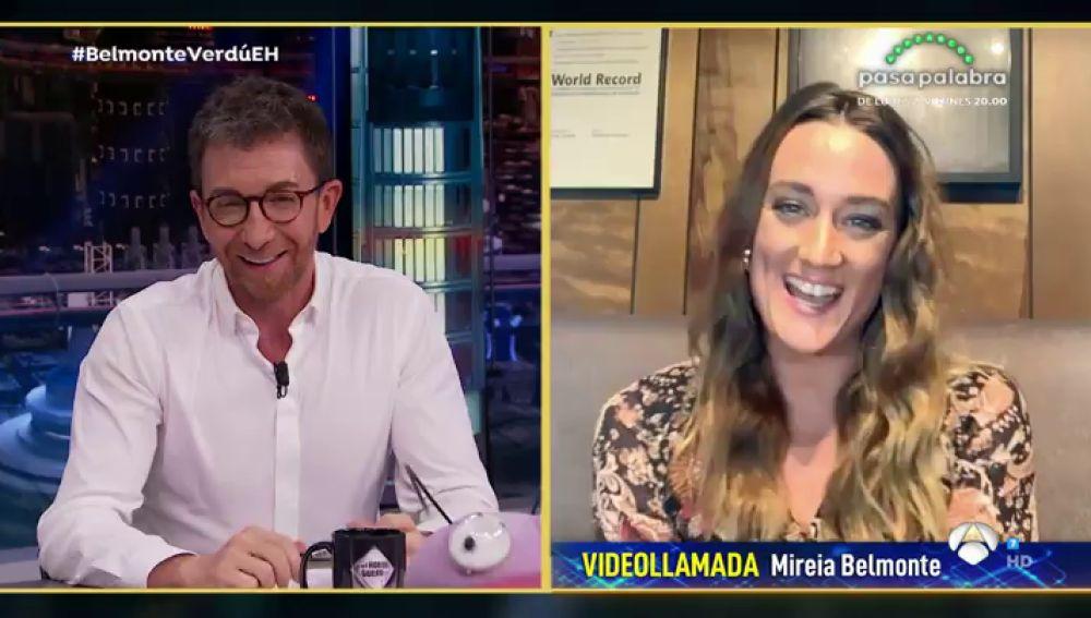 """Mireia Belmonte confiesa su sensación tras volver a la piscina: """"He estado nueve semanas sin nadar"""""""