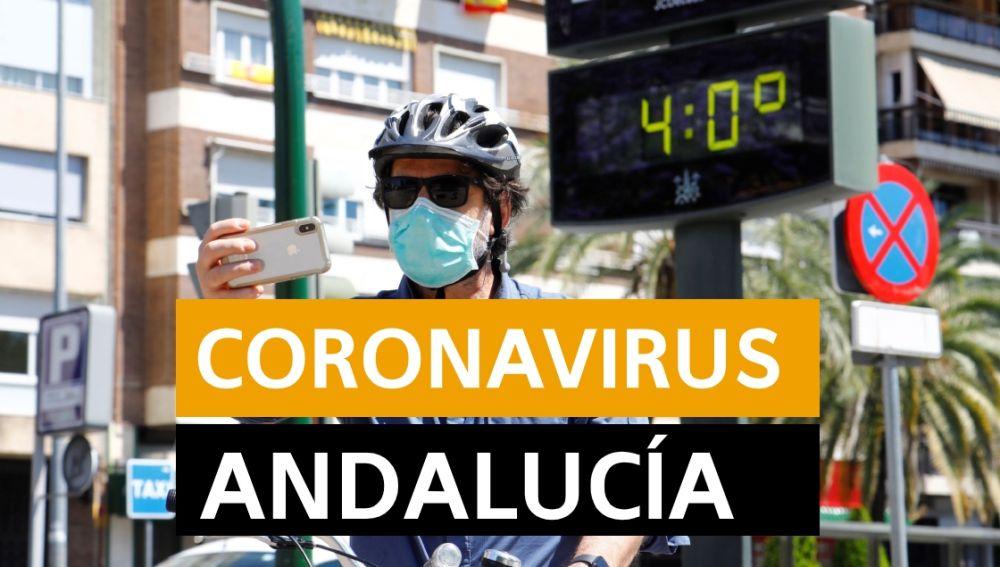 Coronavirus Andalucía: Fases desescalada, datos de muertes y contagios y noticias de hoy 21 de mayo, en directo   Última hora Andalucía