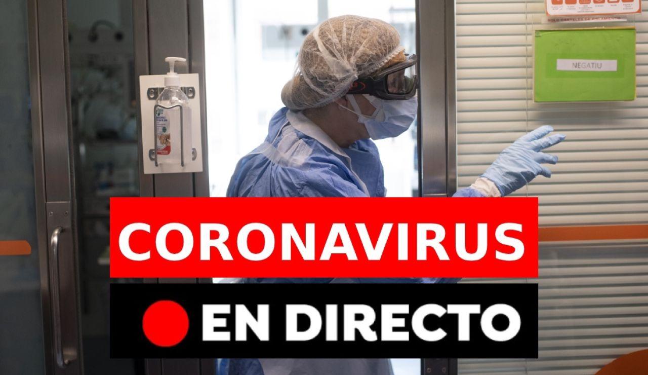 Coronavirus España: Fase 1, datos de muertos y contagios hoy y desescalada, en directo | Última hora coronavirus