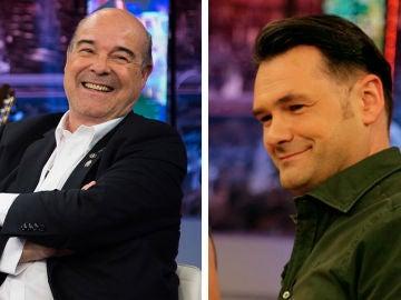 El martes en 'El Hormiguero 3.0', Iñaki López y Antonio Resines serán los invitados de la noche