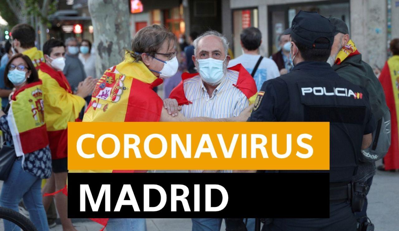Coronavirus Madrid: Fases desescalada, datos de muertes y contagios y noticias de hoy 21 de mayo, en directo | Última hora Madrid