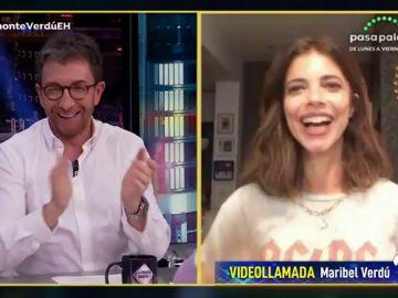 Revive la entrevista completa de Maribel Verdú en 'El Hormiguero 3.0'